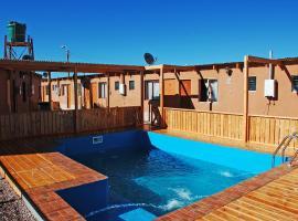 Hostal Pablito, San Pedro de Atacama