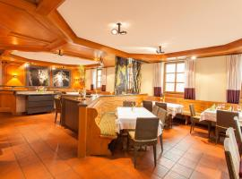 Hotel Restaurant Jägerhof, 바이센도프