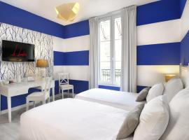 Qualys-Hôtel Le Londres - Hôtel & Appartements, Saumur