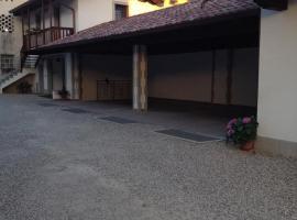 Farmstay Alloggio Cort di Branc, Povoletto