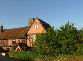 Tudor Farmhouse B&B, Stowmarket