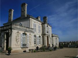 Château du Clos Mortier, Saint-Dizier