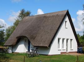Doppelhaushälfte in Vitte auf Hiddensee