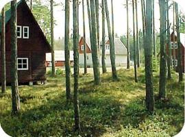 Roosi Camping Houses, Rannaküla