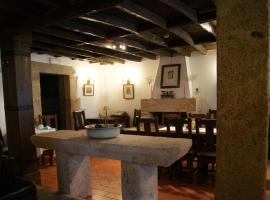 Casa d'Acha, São Miguel de Acha