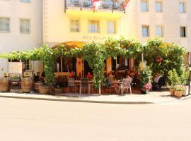 阿卡納姆酒店, Salgesch