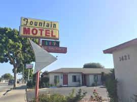 Fountain Motel, Santa Maria