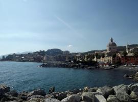 casa patrizia, Genova
