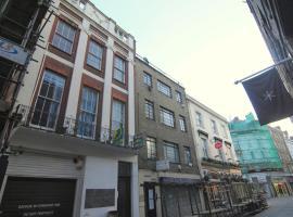 Vintage Central London Apartment