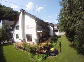 Mosel-Pension Gästehaus Christiane, Brodenbach, Brodenbach