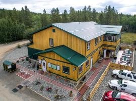 Hot Springs Campground and Hostel, Whitehorse