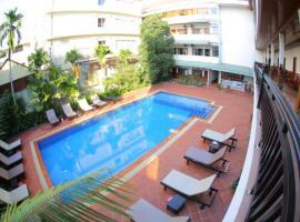 Freedom Hotel, Siem Reap