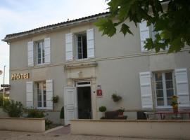 Hôtel Le Relais, Jarnac-Champagne