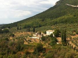 Agriturismo Villa Gabbiano, Capodacqua