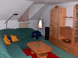 Apartment Am Fuße der Gutenfels, Kaub
