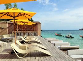 Beach Club by Haadtien, Koh Tao
