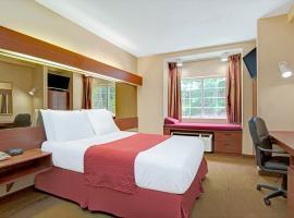 Microtel Inn & Suites by Wyndham Raleigh, Raleigh