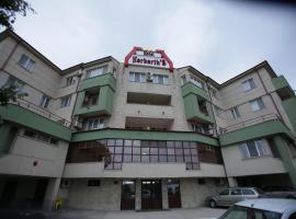 Hotel Herberth's, Ovidiu