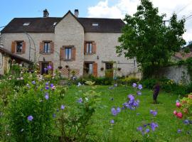 Chambre d'hôtes Rose en Vexin, Brueil en Vexin