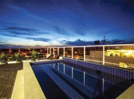 Malibu Plaza Hotel, Lauro de Freitas