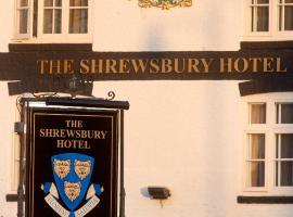 The Shrewsbury Hotel Wetherspoon, Shrewsbury