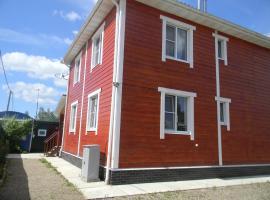 Country House V Brehovskoy, Tunoshna