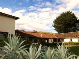 Hacienda Santa Ana, Hacienda Santa Ana