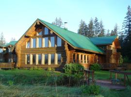 Bear Track Inn, Gustavus