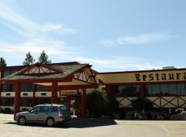Venture Motor Inn, Libby