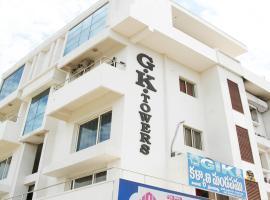 GK Towers, Srikalahasti