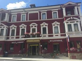 維爾德曼恩酒店, 施泰納赫布倫納