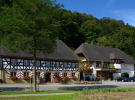 Schwarzwaldgasthof Hotel Schlossmühle, Glottertal