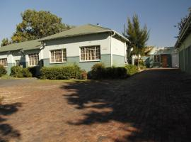 Buble Ball Guest House, Germiston