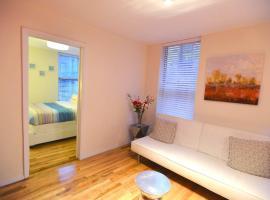 Lovely Two Bedroom Apt, Niujorkas