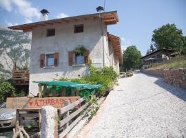 Agriturismo Fattoria Athabaska, San Lorenzo in Banale