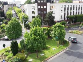 Ibis Budget St Gratien - Enghien-Les-Bains, Saint-Gratien