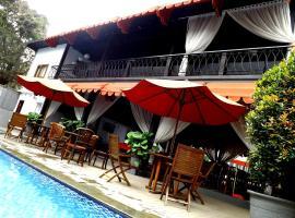 The Radiant Villa And Function Halls, Lembang