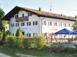 Landgasthof Goldener Pflug, Frasdorf