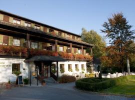 Hotel Das Bayerwald, Lam