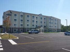 Microtel Inn & Suites by Wyndham Philadelphia Airport Ridley Park, Ridley Park