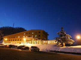 Hotel Villa MontSaint, Gujo