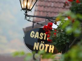 Hotel Gasthof Nöth, Hammelburg