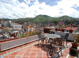 """Hotelito """"Casa Dionisio"""", Guanajuato"""