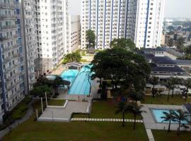 Condo at Grass Residences, Manila