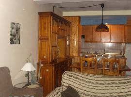 Apartamento El Escuacho, Escarrilla