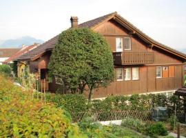 Ferienwohnung Inauen, Appenzell