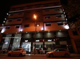 Hotel Jedda, Oujda