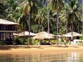 Amber Sands Beach Resort, Ko Chang