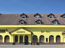 Penzion Anareta, Frýdek-Místek