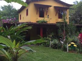 Linda Casa A Beiramar, Mamoan